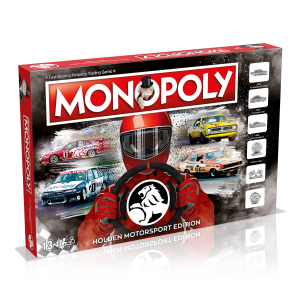 Winning Moves launches Holden Motorsport Monopoly