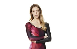The Australian Ballet: KETO WOMEN'S LONG-SLEEVED LEOTARD