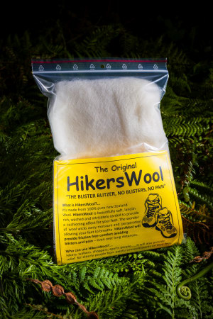 Keep your toes happy with Hikerswool