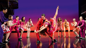 AUDITION FOR 'WEST SIDE STORY'!