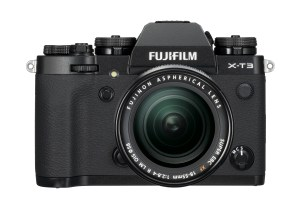 Fujifilm's new X-T3 - a smarter, faster flagship model