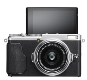 Fujifilm releases smallest X-series camera: X-70