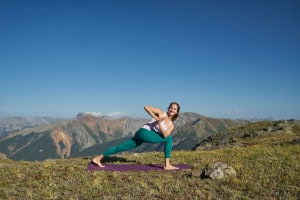 Video: Yoga for hikers