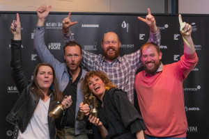 2018 Young Gun of Wine and Wineslinger award-winners revealed
