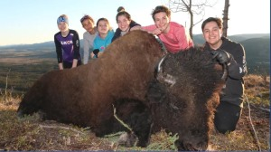 Yukon High School Teaches Ethical Hunting
