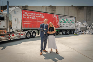 Yume, Suez save 450,000kg food from going to waste