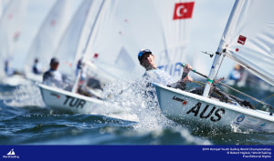 Dramatic conclusion to Youth Sailing World Championships
