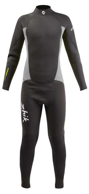 ZHIK's new Junior Steamer and wetsuits for younger sailors
