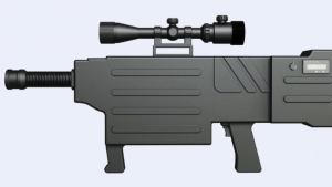 "Science calls bull-crap on China's 'AK-47"" laser gun"