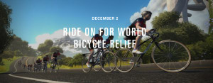 World Bicycle Relief and Zwift to Host World's Largest Virtual Bike Ride