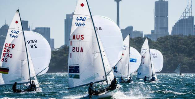 Yamaha makes move back into sailing dinghies