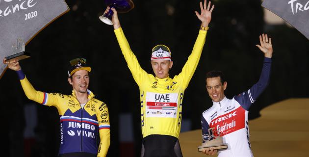 Anthony Tan: Tadej Pogacar, Richie Porte & The Tour de France - Bicycling Australia