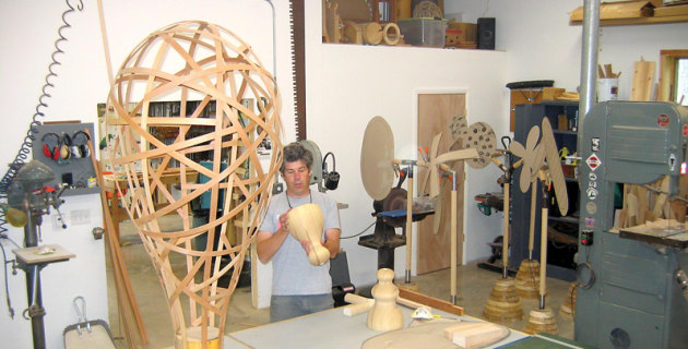 Three Day Masterclasses At Wood Dust Australian Wood Review