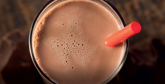 Chocolate Milk For Cycling Recovery