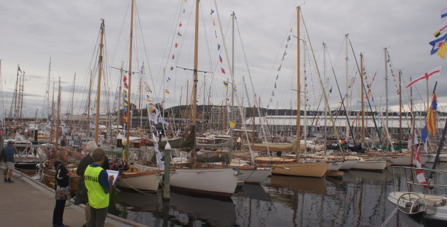Australian Wooden Boat Festival Entries Open for 2021 - MySailing.com.au
