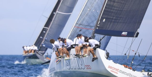 Boettcher back as Festival of Sails first entrant - MySailing.com.au