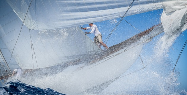 Gstaad Yacht Club Centenary Trophy: the old beauties are back - MySailing.com.au