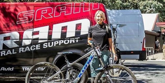 Kona's Shelly Flood transitions to Enduro - Mountain Biking Australia magazine