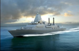 BAE Systems Australia is pitching its Type 26 Global Combat Ship design for Sea 5000
