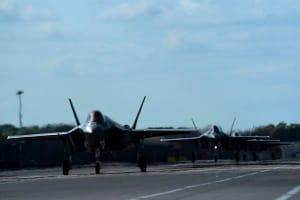 F-35A conducts first overseas deployment - Australian