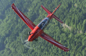 The Pilot Training System will deliver 49 Pilatus PC-21 aircraft. Credit: Defence/Pilatus