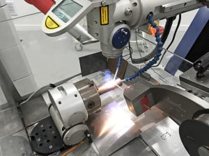 RUAG Australia recently won a CTD grant for an innovative laser cladding technology. Credit: RUAG Australia