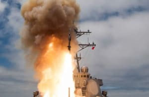 AWD long-range missile successfully tested - Australian