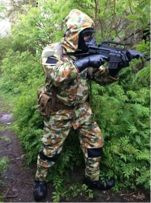 NZDF adopts Raptor CBRN suit - Australian Defence Magazine