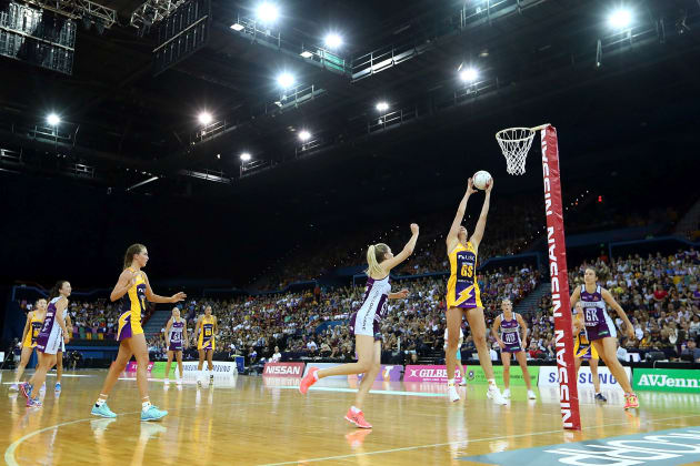 A success on all fronts' - Netball Australia, Nine and Suncorp hand