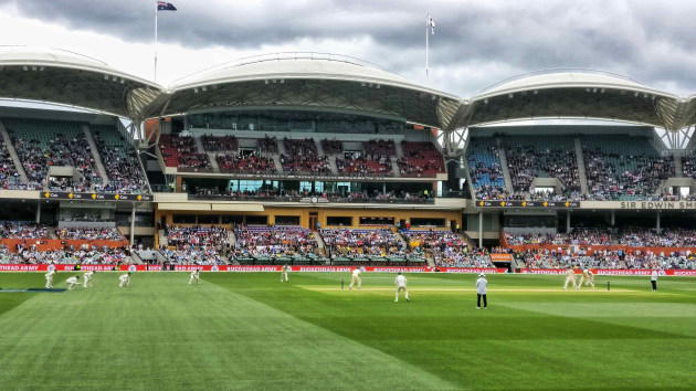 Ashes Adelaide