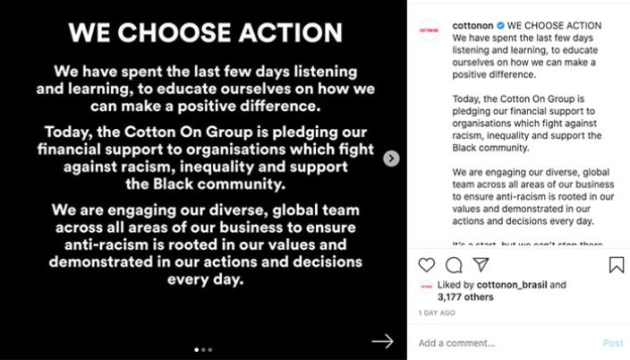 Big Brands Take A Stand And Support Black Lives Matter Adnews