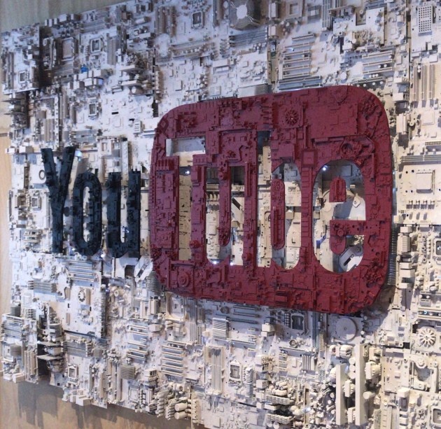 YouTube's Singapore HQ