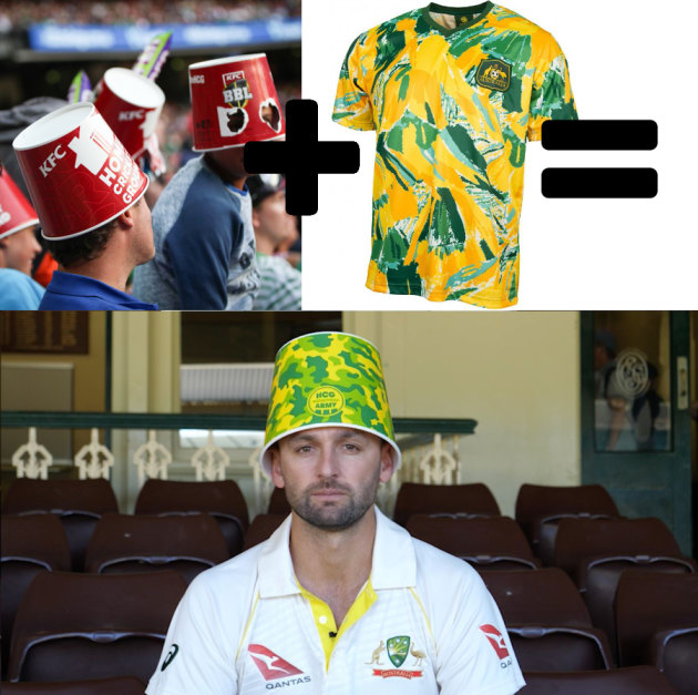 KFC s new cricket campaign combines HCG and bucketheads - AdNews 044f9d36919