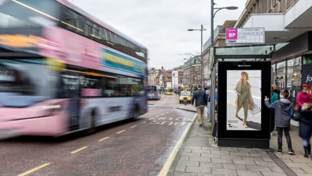 Sainsbury S Launches Weather Changing Billboards Adnews