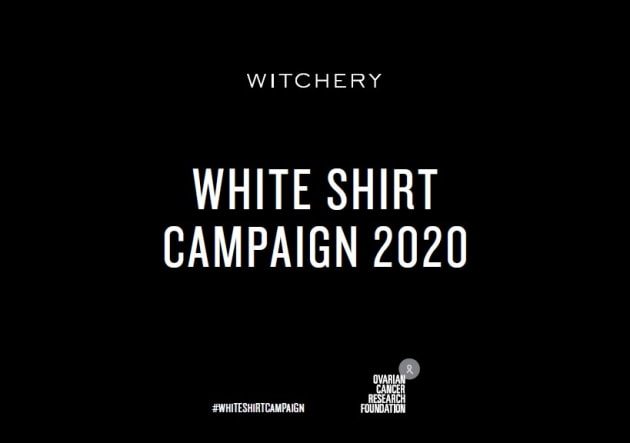 Witchery S White Shirt Campaign Returns For A 12th Year Adnews
