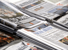 News Corp fourth quarter revenue drops 22%