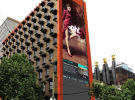 Ooh! brings Times Square to Bourke Street Mall