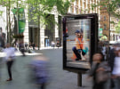JCDecaux's Thank You campaign for its essential workers