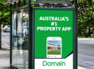 Domain marks territory; splashes multichannel spring campaign