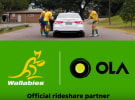 Ola becomes official partner of The Wallabies, launches new campaign