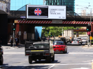 Mini celebrates 60 years with bespoke billboards for drivers