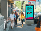 JCDecaux partners with SCA on the Shop Local campaign