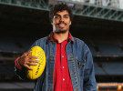 Cummins&Partners' Tony Armstrong becomes first aboriginal person to call football on commercial radio