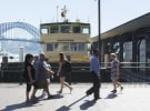 Outdoor ad special TorchMedia renews contract with Sydney Ferries