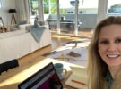 The WFH Diaries - Samantha Deavin at Rakuten Advertising