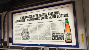 M&C Saatchi reveals first work for craft beer brand