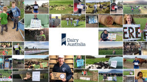 Crowdsourced TVC shows dairy community is 'here for you'