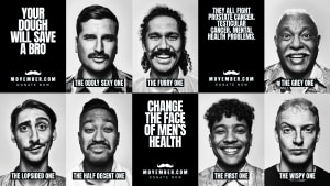 Movember's 2019 message: 'Whatever you grow will save a bro'