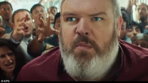 KFC resurrects GoT's Hodor for lunchtime push