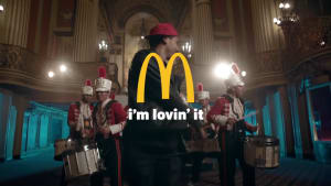 Maccas channels hip-hop in global Big Mac push